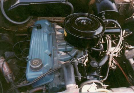 "1960 Plymouth 225 Cubic Inch ""Slant-Six"""